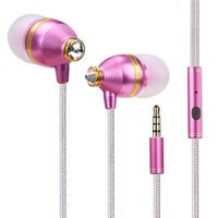 Benwis OEM factory in-Ear hand-free eco-friendly metal earphone thumbnail image