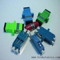FC ST SC fiber optic adapter