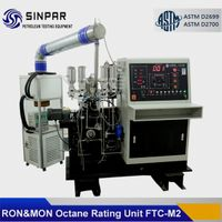 Combination Research and Motor method Octane Rating Unit SINPAR FTC-M2