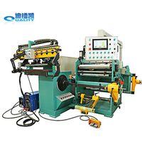 application distribution transformer aluminum foil coil winding machine