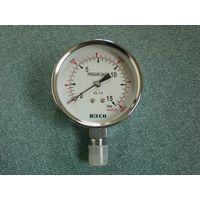 Industrial Low Pressure Gauges (411P Series)