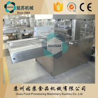 Chocolate enrobing coating machine