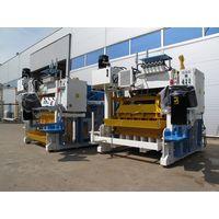 SUMAB Sweden E-6 Automatic Concrete Block machine