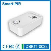 Zigbee PIR motion sensor for home automation security