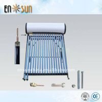 Solar system Integrate pressurized hot water heater galvanized steel made in China thumbnail image