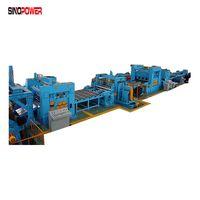 stainless metal sheet steel cutter machine price