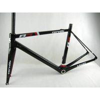DI2 compatiable Super light carbon road bicycle frame 45/48/50/52/54/56/58/60cm