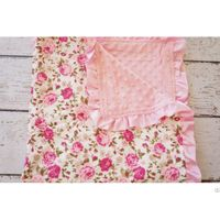 Baby Posh Floral Blanket - China thumbnail image