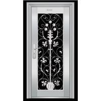 stainless security doors