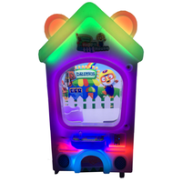 Happy House Coin Operated Mini Cranes Claw Prize Machine