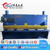 Competetive Price QC11K Hydraulic Guillotine Shearing Machine