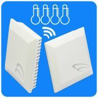 Multi-Temperature Wireless Sensors