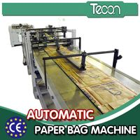 Fully Automatic Cement Paper Bags Packaging Machinery