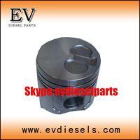 Yanmar 4TNV94 4TNV94L 4TNE94 piston  4D94E 4D94LE piston for Komatsu engine