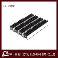 High Quality Brush Door Mat/Aluminum Floor Mat for the Hotel