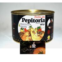 Pepitoria Chicken Food