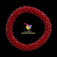 Most popular European and American fashion women creative zircon jewelry necklace bangle