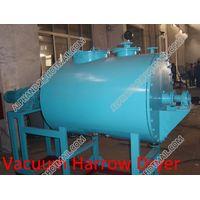 Vacuum Harrow Dryer