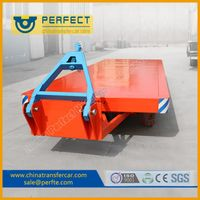 Metal industrial high safety trailer for transfer coil