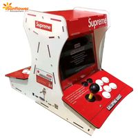 2018 Hot New Arcade Cabinet Video Game 1299 in 1 Bartop Arcade 2 Players