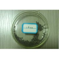 2.8mm heavy density tungsten ball
