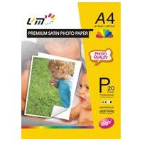 260g RC Satin Photo Paper
