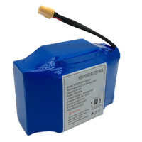 Self Balance Scooter Battery 36V 4.4Ah 4400mAh with BMS IEC62133 FCC CE Approval thumbnail image