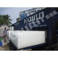 18TONS/DAY Containerized Automatic industrial block ice making machine