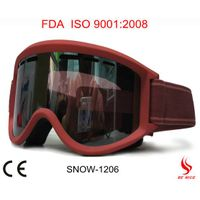 Most popular fashion custom snowboarding goggles from shenzhen thumbnail image