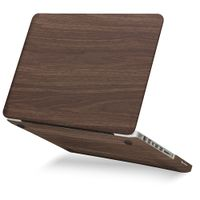 "Brown Wood grain notebook bag MacBook Holder MacBook Air / Pro 11 ""12"" 13 ""15"" PC Case for MacBook"