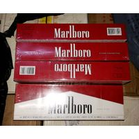 Marlboro 72's Blue Pack box Marlboro 100s Soft Pack cigarettes