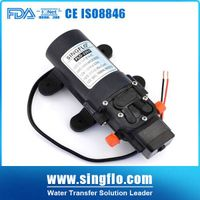 SINGFLO FLO-2401 2.0lpm DC 24v diaphragm Sprayer pump