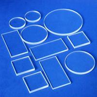 Custom Optical Window AR BBAR Anti Reflective Coating UV Fused Silica Window thumbnail image