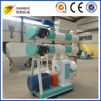 feed making machine made in double crane