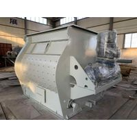 WZ No-gravity Mixer for Dry Mortar Production line