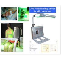Aesthetics / ( Dermatology UVB Light Lamp like Excimer Laser Effect )
