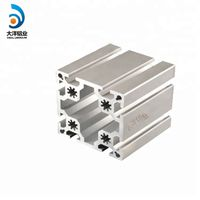 Customized Modular Assembly System Aluminum Profile Extrusion 6063 6005 6060 6082