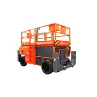 Terrainlift Industries Rough Terrain Scissor Lifts JCPT-RT