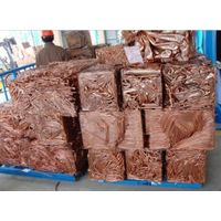 Copper Wire Scrap, (Millberry) 99.9%