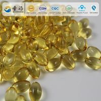 OEM/ODM brand wheat germ oil gelatin capsule in bulk