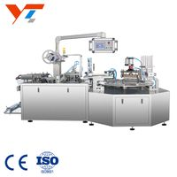 CE Approved Automatic Blister Card Sealing Machine