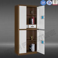 Electronic Password Lock 2 Drawer Office File Cabinet