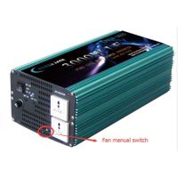 LF 3000W Pure Sine Wave Power Inverter DC 24V to AC 220V/230V/240V
