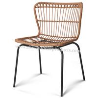 Outdoor Shop Aluminum Frame Rattan Chair thumbnail image