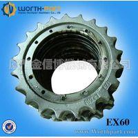 Hitachi parts EX60