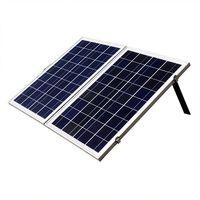 ECO-WORTHY 50W 12V Foldable Polycrystalline Solar Panel Kit thumbnail image