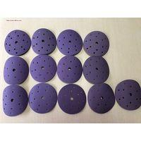 6 inch Purple Abrasive Disc