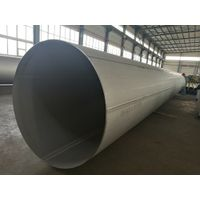 stainless steel welded pipe with annealed condition