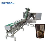 Automatic pouch packing machine manufacturers in China thumbnail image