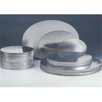 Alloy 3003 Aluminium Circles , Temper O H12 H14 Round Aluminum Sheet